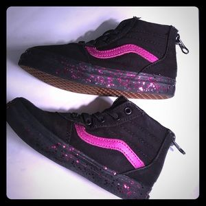 Little girls Vans